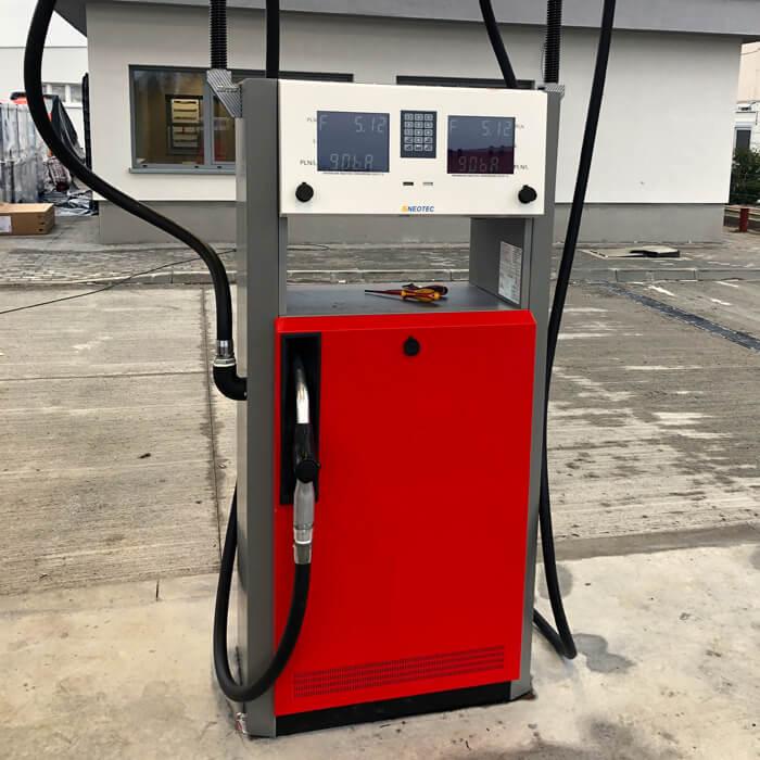 dystrybutory paliw lpg adblue robmar wyposazenie stacji paliw