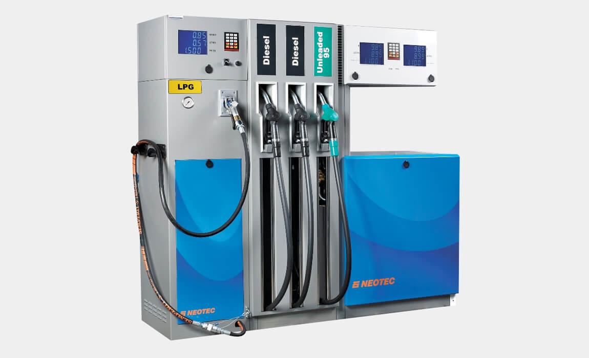 dystrybutor paliwa neotec combi mdp8000