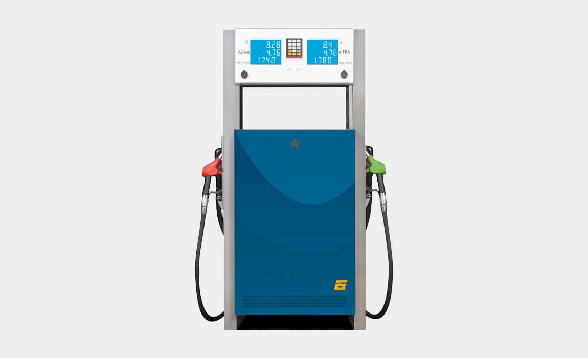dystrybutory paliwa neotec m5200