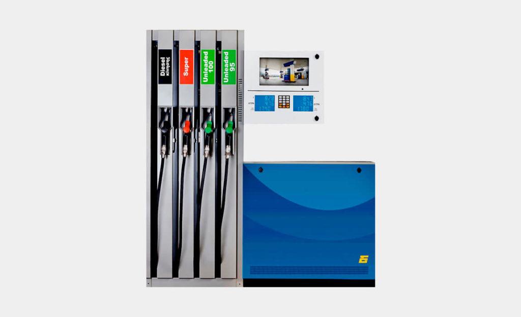 dystrybutor paliwa neotec mdp8000