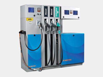 wyposazenie stacji paliw dystrybutor do paliwa neotec