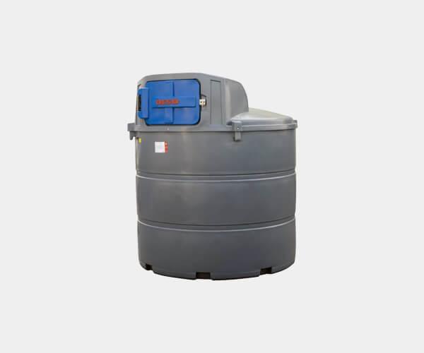zbiornik dwuplaszczowy na olej napedowy 1000 litrow