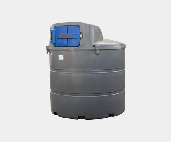 zbiornik dwuplaszczowy na olej napedowy 2000 litrow