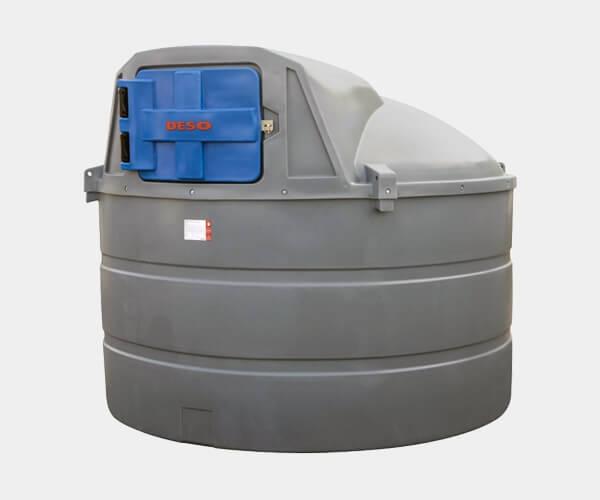 zbiornik dwuplaszczowy na olej napedowy 5000 litrow