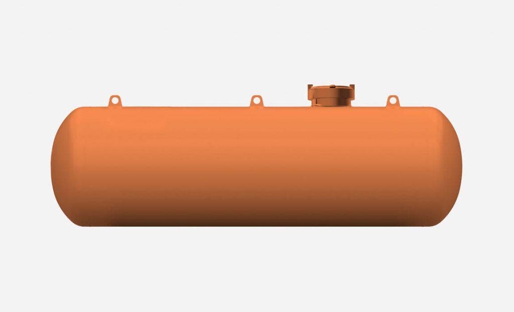zbiornik lpg podziemny UDT