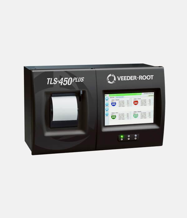 monitoring zbiornika paliwa Veeder Root TLS 450PLUS